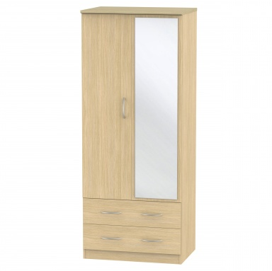 Avon 2 door wardrobes