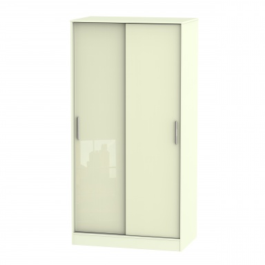 Knightsbridge sliding door robe