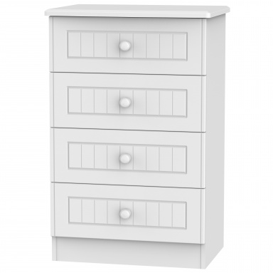 Warwick 4 drawer midi chest