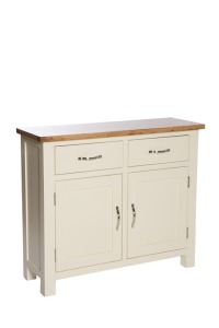 York ivory small sideboard