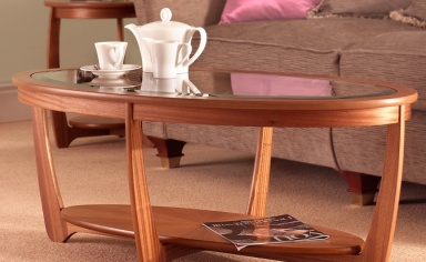 Nathan Shades coffee tables