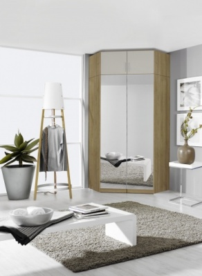 Celle corner wardrobes