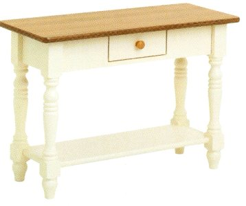 Loire console table