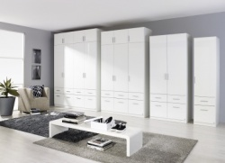 Celle 4 door wardrobes