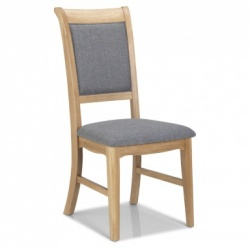 Colmar oak dining chair