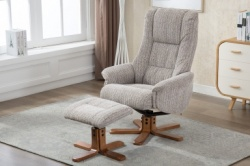 Sussex swivel recliner