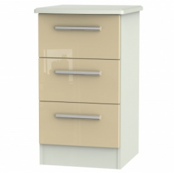 Knightsbridge 3 drawer locker