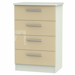 Knightsbridge 4 drawer chest