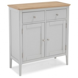 Shaker painted small sideboard