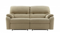 Mistral 3 seater sofa (2 cushions)