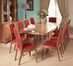 Nathan rectangular dining tables