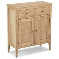 Shaker oak small sideboard
