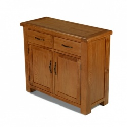 Farmhouse oak standard sideboard