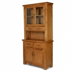 Farmhouse oak small dresser