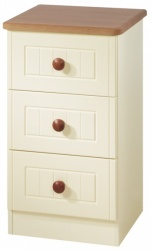 Warwick 3 drawer locker