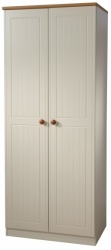 Warwick 2 door wardrobes