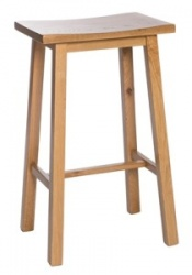 York oak stool