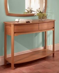 Nathan Shades console table