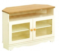 Loire corner TV unit