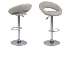 Plump bar stool
