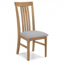 Shaker oak dining chair